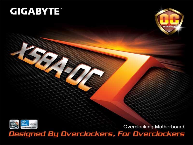 Gigabyte X58A-OC