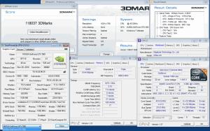 X58A-OC 3DMark03 Air