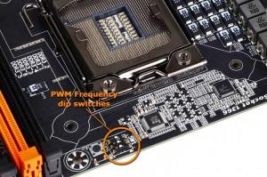 Adjustable PWM