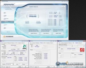 3DMark Vantage - P4642