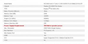 HIS 6950 2GB IceQ Turbo X.