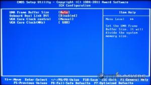 IGX Configuration
