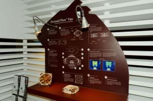 Noctua Focused Flow Fan Display
