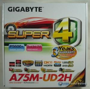 A75M-UD2H Box