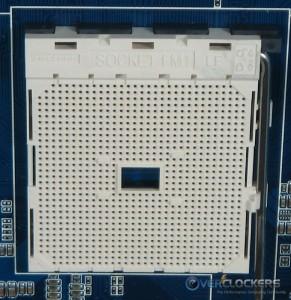 Socket FM1 Up Close