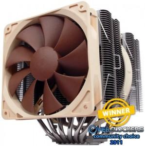 Best Cooling - Noctua NH-D14