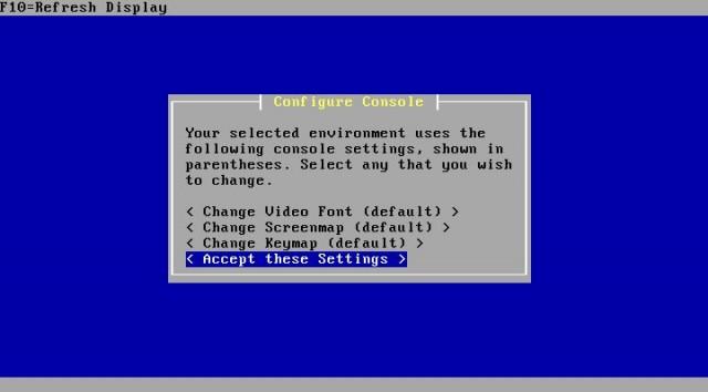 pfSense installer