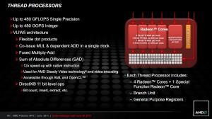 IGP Thread Processors