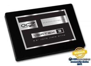 Best Disk Drive - OCZ Vertex 3
