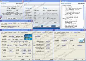 HD3000 3DMark06