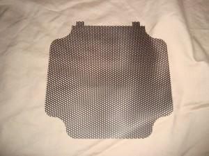 Fan Filter for Bottom of Case