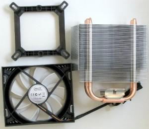 Intel RM, fan and heatsink.