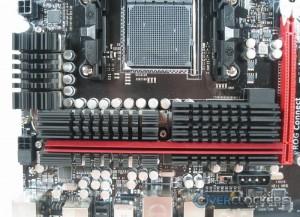 MOSFET / 990FX Northbridge Heatsink