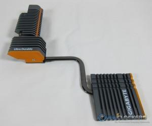Full Heatsink Assembly