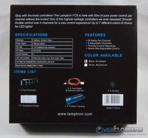 Lamptron FC9 Box Rear