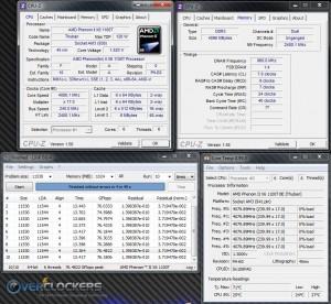 4080 MHz - 1.52 V Idle
