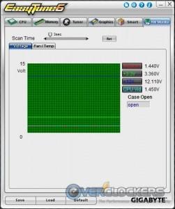 EasyTune6 - HW Monitor
