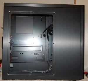 Left Side Panel