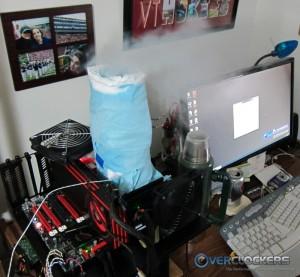 Bulldozer Frozen Running WPrime 1024M