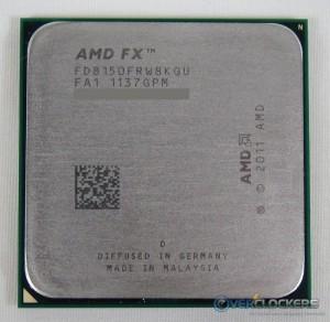 AMD FX-8150 CPU