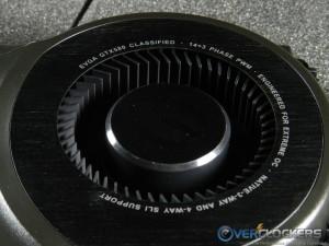 GTX580 Classified Fan