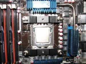 Intel mount on my P6T motherboard.
