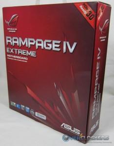 ASUS Rampage IV Extreme Box