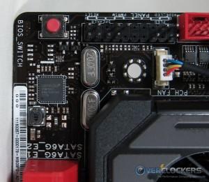 ASMedia SATA 6.0 Gb/s Controller