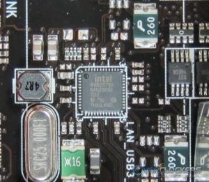 Intel Ethernet Controller