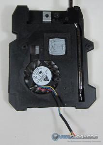 PCH Heatsink Contact