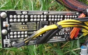HCP850 modular board soldering