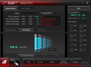 TurboV EVO - CPU Multiplier