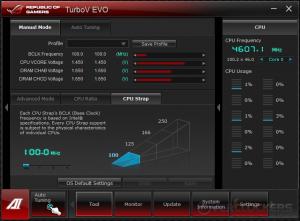 TurboV EVO - CPU Strap