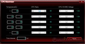 ASUS CPU Maximizer