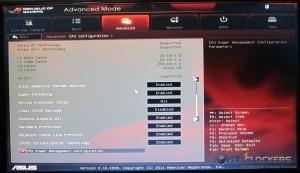 CPU Configuration - 2