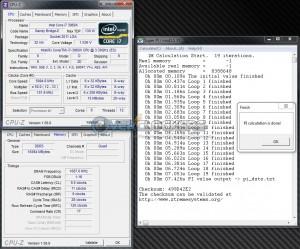 SuperPi 1M at 5094 MHz
