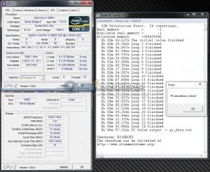 SuperPi 32M @ 5000 MHz