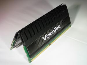 Visiontek 2x4GB DDR3-1600 (PC3-12800)
