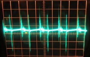 3.3v ripple, ~56 mV