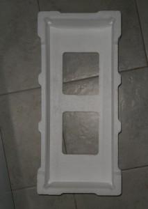 Styrofoam Padding