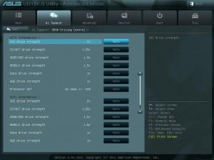 DRAM DC Options