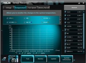 Sensor Recorder Temperature
