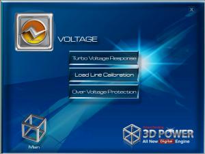 Voltage Screen