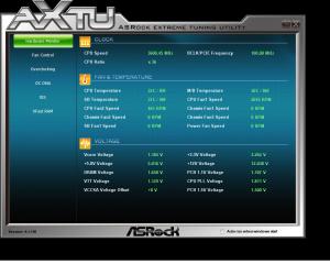 AXTU - Hardware Monitor