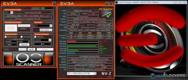 EVGA OC Scanner 1.7.4
