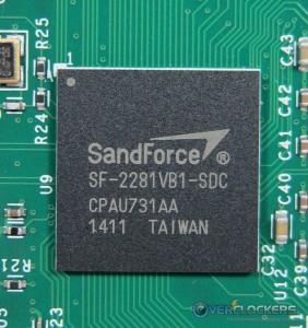 SandForce SF-2281 Controller
