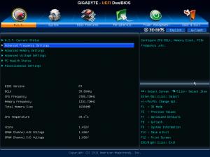 UD7 Bios - M.I.T