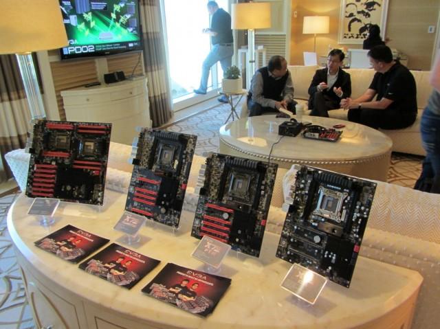 EVGA X79 Motherboard Lineup