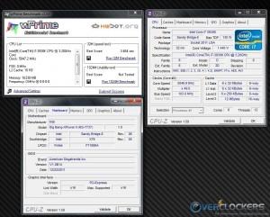 5 Ghz WPrime using Direct OC