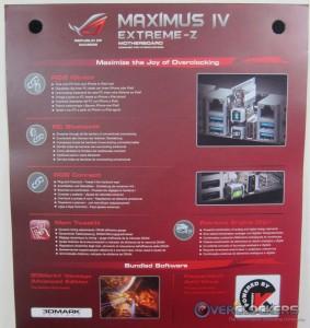 Maximus IV Extreme-z Box Flap